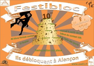 Festi bloc 2015 Alençon