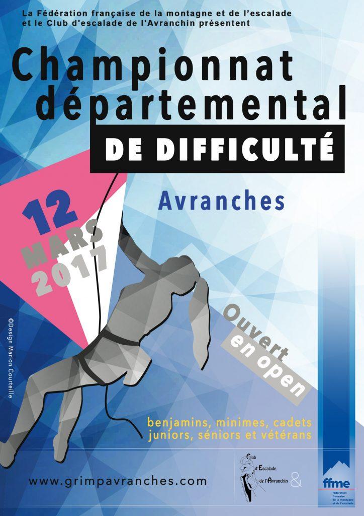Championnats départementaux Avanches